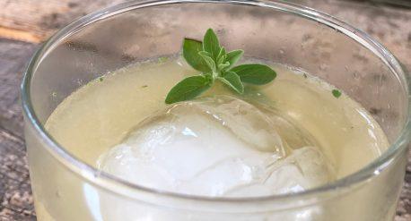 Jalisco Herbed Lemonade (Herbal Tequila Lemonade Cocktail)