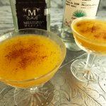 The Desert Heat (Mezcal Tangerine Cocktail)