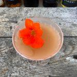 The Garden of Eden (Nasturtium Cocktail)