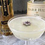 The Wise Beekeeper (Sloe Gin and Elderflower Cocktail)