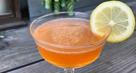 Tequila Calvados Pucker