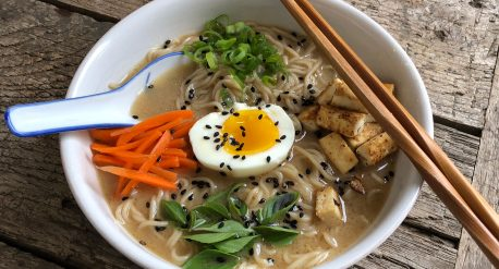 Bowl of Pure, Delicious Joy (aka Ramen)