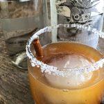 Cinnamon Mezcal Margarita