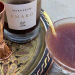 The Bitter Hound (Amaro Grapefruit Cocktail)