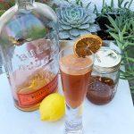 Kentucky Cinnamon Cider Cocktail