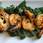 Garlic and Marmalade Glazed Shrimp