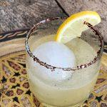 Smoky Lemon Cocktail