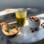 Sage and Toasted Hazelnut Pesto